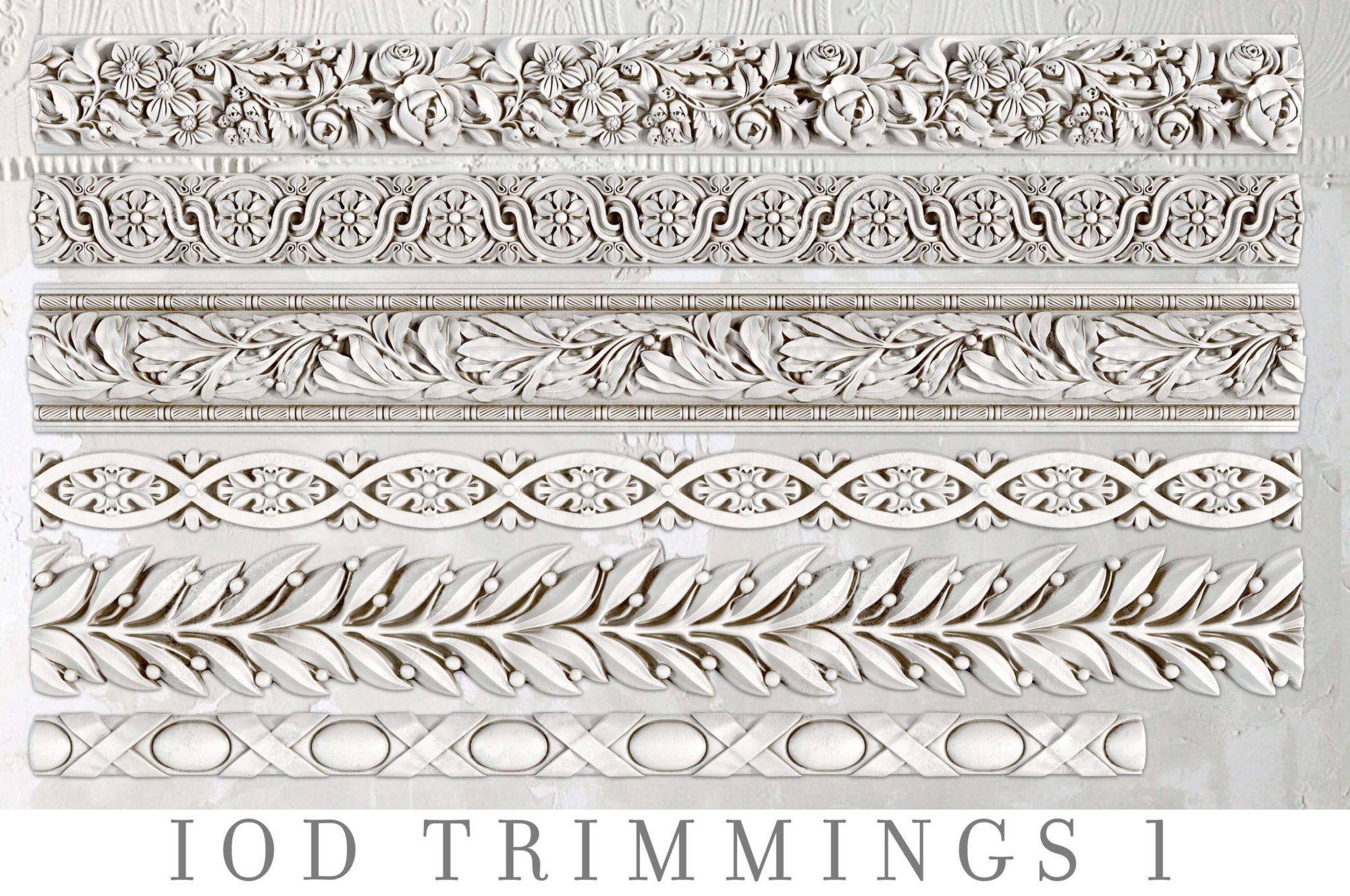 IOD Mould Trimmings 1